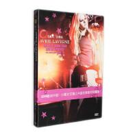 正版包票 艾薇儿:美丽坏东西世界巡回演唱会DVD光盘
