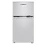 sonLu/双鹿BCD-102C双门冷藏冷冻小型电冰箱