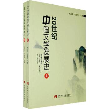 20世纪中国文学发展史(上下)