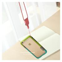 【包邮】 手机挂绳苹果手机绳多功能指环 挂脖绳手机挂饰二合一旋转挂绳