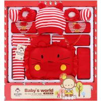 猴年新款新生儿礼盒精梳棉婴儿礼盒宝宝衣服满月礼母婴用品