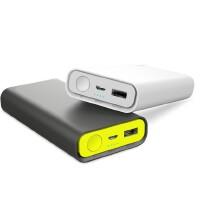 包邮 洛克 ROCK 充电宝 10000毫安 1W毫安 iphone7 plus iphone6s plus手机ipad pro air平板通用便携高通QC2.0双向快充移动电源