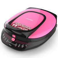 【当当自营】 利仁 Liven LR-D3001 可拆洗电脑版电饼铛(煎烤机)