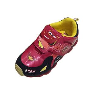 鞋柜男童春季新款炫酷时尚卡通耐磨运动鞋