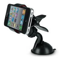 三星HTC小米iPhone4S手机车载导航懒人支架子底座手机支架 车载手机固定支架