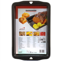 法克曼烘培工具长方形烤盘小号不粘涂层烤盘 42552
