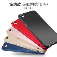 宾丽oppor9plus手机壳防摔全包边潮男女款r9s保护套纤薄磨砂后盖