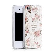 景为 iphone4s手机壳苹果4s保护套pg4s硅胶后盖女i4卡通日韩潮