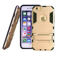 ikodoo爱酷多 苹果iPhone6/6S iPhone6/6S Plus手机保护套 强化PC+TPU材质二合一支架保护壳 苹果6S手机壳 iphone6手机套 iphone6 Pus手机套 iphone6S手机壳 iphone6S Plus保护套