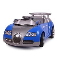 2012年新款华达6878豪华布加迪跑车 遥控儿童电动车 豪华款版