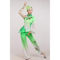 2016新款秧歌服扇子舞舞蹈演出舞台民族服装女古典舞中老年演出服