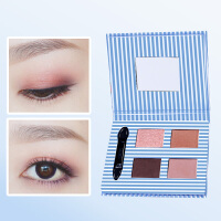 MZING智能彩妆初学者眼影防晕染持久不易掉色防水不易脱妆