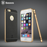 【包邮】倍思 苹果6手机壳4.7 iPhone6手机套 iphone6金属边框硅