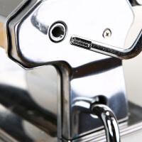 左家右厨不锈钢2刀切压面机臊子面饺子馄饨皮手动压面机和面机