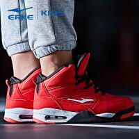 鸿星尔克童鞋男童气垫篮球鞋运动鞋大童男童鞋