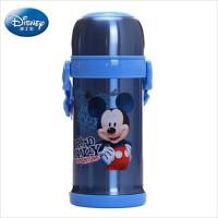 爆款!迪士尼儿童保温杯保温壶米奇不锈钢真空防漏保温学生保温水杯 3406