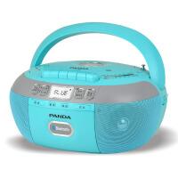 【当当自营】 熊猫/PANDA CD-880 蓝牙复读DVD光盘播放机磁带U盘TF卡转录CD-860升级版 蓝色