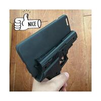 【包邮】智尚 昆凌同款iPhone6s/6Plus手枪手机壳苹果6/5S保护套创意个