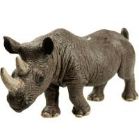 [当当自营]Schleich 思乐 野生动物系列 犀牛 仿真塑胶动物模型收藏玩具 S14743