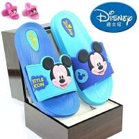 包邮2017迪士尼夏季儿童鞋米奇男童防滑童凉拖鞋米妮女童宝宝学步凉鞋