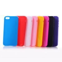 1件包邮  苹果iphone 4 4S 透明手机保护壳 手机壳 苹果iphone 4/4S硅胶套 苹果手机套 软保护套 硅胶果冻套