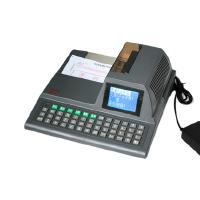 惠朗HL-2010A/B/C 智能自动支票打印机打字机 USB 串口 连接电脑