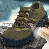 户外防滑鞋 工作安全鞋 劳保鞋防砸防刺穿 防静电工作鞋