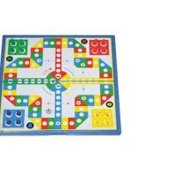 休闲先行者中号飞行棋磁性折叠加厚便携折叠桌树脂