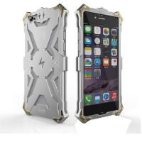 捷力源苹果iphone6/6s手机壳金属 苹果6S防摔手机壳4.7英寸手机套  苹果6S变形金刚保护套