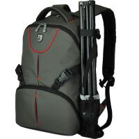 时尚休闲防泼水抗撕裂单反相机包户外休闲单反包防盗数码背包双肩摄影包