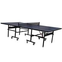 动动健乒乓球台折叠移动式 乒乓球桌标准室内家用 面板