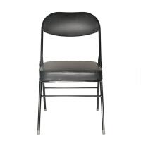 【颐海家具】高靠背 电脑 职员办公折叠椅子