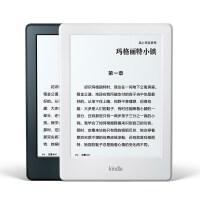 亚马逊  电子书  Kindle Oasis 电子书阅读器 (尊贵版)产品包装内含有数据线和皮套
