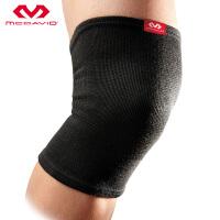 包邮迈克达威McDavid跑步骑行户外网羽护具篮球保暖针织高弹护膝510