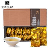 至茶至美 安溪铁观音 浓香型特级茶叶 传统碳焙 高山乌龙茶 125g 包邮