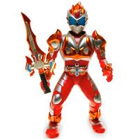 佳奇大铠甲勇士拿瓦机器人智能红外线遥控机器人跳舞儿童玩具