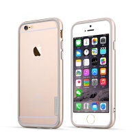 TOTU iPhone6s手机壳边框 苹果6s手机壳薄硅胶边框手机套4.7寸