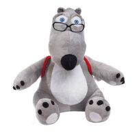 倒霉熊 毛绒玩具熊公仔 欠揍熊布娃娃 生日礼物女生玩偶 抱抱熊