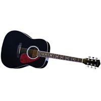 Saysn思雅晨民谣吉他41寸木吉它初学新手入门jita乐器吉他41NC套装