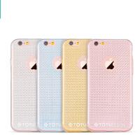 TOTU 苹果6手机壳硅胶 iPhone6s薄创意奢华新款软壳保护套女款
