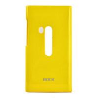 【当当自营】ROCK洛克 NOKIA诺基亚 N9裸壳系列 轻彩系列 裸壳 轻彩系列 (黄色 超薄)