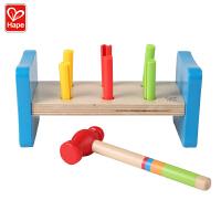 Hape 工具敲敲乐 1岁以上 敲打 儿童益智早教玩具 E0503