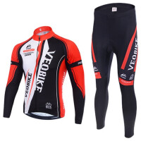 男女款长袖短袖套装山地车自行车服户外运动骑行服