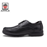 苹果APPLE 皮鞋男鞋男士商务休闲鞋正装鞋英伦皮鞋 3283007