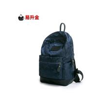 WY 新款双肩包男女高中生初中学院风韩版旅行背包迷彩牛津布尼龙潮包