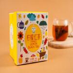 [当当自营] 虎标 悦心之选系列 柠檬红茶30g