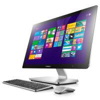 联想(Lenovo)A740 27英寸触控一体机电脑 i7-5557U 8G内存 1TB+8G固态混合硬盘 GTX950A 2G独显 Win10银色官方标配