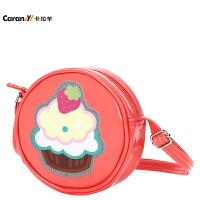 卡拉羊幼儿儿童斜挎包韩版印花幼儿园小包宝宝随身包单肩包C7003