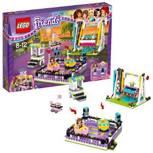 [当当自营]LEGO 乐高 Friends好朋友系列 游乐场碰碰车 积木拼插儿童益智玩具41133