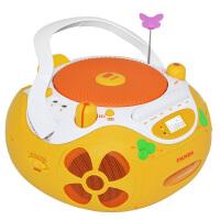 【当当自营】 熊猫/PANDA CD-650 DVD播放机磁带U盘mp3 录音机收录机胎教机